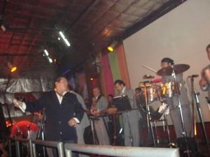 Concierto en Tropi Club de Trinidad